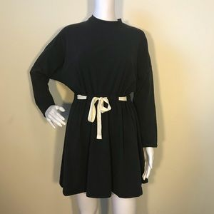 Topshop Batwing Sleeve Dress Size 2 NWT